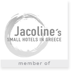 Jacoline Small hotels in Greece